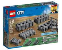 LEGO City Trains Tracks