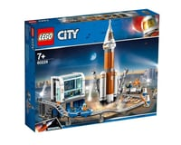 LEGO Space Rocket And Launch Control
