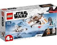 LEGO Star Wars Snowspeeder 75268 Starship Toy Building Kit; (91 Pieces)