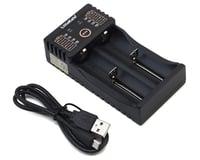 Liito-Kalla Lii-202 2 Cell 3.7V USB Charger (18650/18500 & AA NiMH/LiFe)