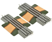 Lionel O FasTrack Grade Crossing Track Set (2) | relatedproducts