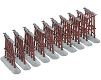 Lionel O FasTrack Elevated Trestle Set (10)
