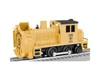 Lionel O-27 Command Control Rotary Snowplow, PRR