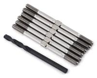 "Lunsford ""Super Duty"" XRAY XB2 2020 Dirt XB2C/XB2D Titanium Turnbuckle Kit"