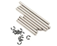 Lunsford Traxxas Slash 4X4 Ultimate/Platinum Edition Titanium Hinge Pin Kit | relatedproducts