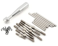 "Lunsford ""Punisher"" Traxxas Slash 4x4 Titanium Turnbuckle & Hinge Pin Kit"