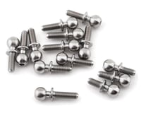Lunsford Associated RC10 B74 5.5mm Broached Titanium Ball Stud Kit (14) | relatedproducts