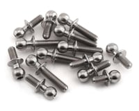 Lunsford 4.8mm TLR 22 5.0 Titanium Ball Stud Kit (14) (Losi SR)