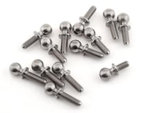 Lunsford Tekno ET410 5.5mm Titanium Ball Stud Kit (Using Associated Ball Cups) | relatedproducts