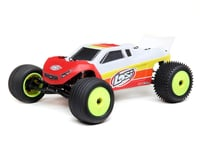 Losi Mini-T 2.0 1/18 RTR 2WD Brushless Stadium Truck (Red)