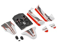 Losi Mini 8IGHT-DB Pre-Painted Body Set (White/Red)