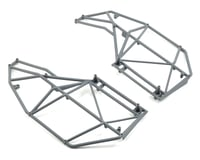Roll Cage Side Left and Right, Gray: Rock Rey