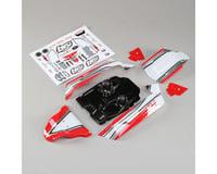 1/10 Painted Body Set, Red: Tenacity DB (Losi TENACITY DB)