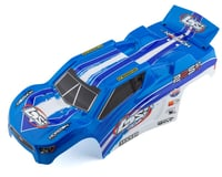 Losi 22S ST Pre-Painted Body (Blue/Silver)