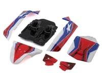 Losi Tenacity DB Pro Body Set (Lucas Oil)