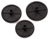 Losi 48P Spur Gear Set (65T/71T/77T)