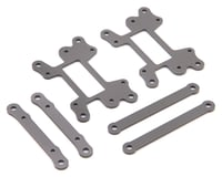 Hinge Pin Brace Set, Hard Anodized: LST 3XL-E | relatedproducts