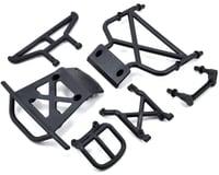 Losi DBXL-E 2.0 Desert Buggy XL Front/Rear Bumper & Brace Set