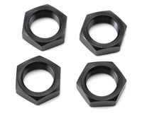 Losi Aluminum Wheel Nut (Black) (4) | relatedproducts