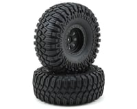 "Losi Rock Rey Maxxis Creepy Crawler LT 2.2"" Pre-Mounted Tire & Wheel"