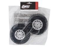 Image 3 for Losi Tenacity Pro Pre-Mounted Falken Tire w/Method Wheels (2)