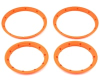 Losi 5IVE-T Inner & Outer Beadlock Set (Orange) (2)