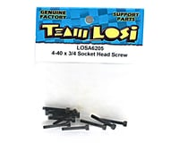 "Image 2 for Losi 4-40x3/4"" Socket Head Screws (10)"