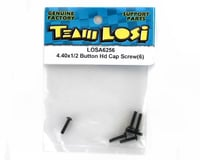 """Image 2 for Losi 4-40x1/2"""" Button Head Screws (10)"""