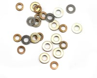 "Losi XXX-CR #4 & 1/8"" Hardened Washers"