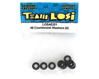 Image 2 for Losi #8 Countersink Washers (8)
