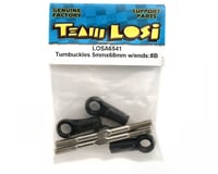 Image 2 for Losi Turnbuckles 5x68mm w/ends: 8B