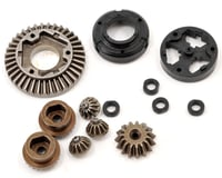 Losi Mini 8IGHT AVC Front/Rear Differential Gear Set w/Housing & Spacers