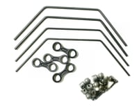 Losi LST Front/Rear Sway Bar Kit (LST, LST2).