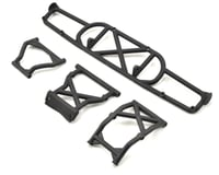 Losi TEN Rally X Rear Bumper Set