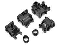 Losi TEN-SCBE Front & Rear Gearbox Set (Ten-T)
