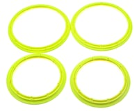 Losi 5IVE-T Inner & Outer Beadlock Set (Yellow) (2)