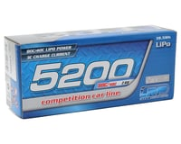 Image 2 for LRP Competition 2S Hard Case LiPo Battery Pack 40C (7.4V/5200mAh)