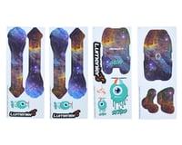 Image 1 for Lumenier QAV-Skitzo Dark Matter Sticker Set (Pelican)