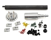 M2C Gen 2 34mm Quick Change 4 Shoe Adjustable Clutch System (Medium) (Losi 8IGHT-T 4.0)
