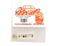 Image 2 for M2C Clutch Springs (Yellow - 0.95mm) (4)