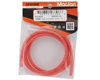Image 2 for Maclan 10awg Flex Silicon Wire (Red) (3')