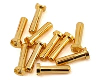 Maclan Max Current 4mm Gold Bullet Connectors  (10) | alsopurchased