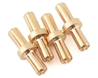 Maclan 5mm Gold Serial Bullet Connectors (4)