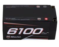 Maclan HV Graphene 4S Shorty LiPo Battery w/5mm Bullets (14.8V/6100mAh)
