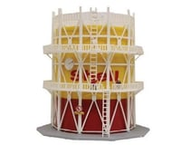 Model Power N B/U Shell Gas Tank, Lighted w/Figures