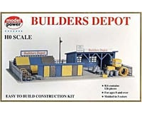 Model Power HO Builders Supply Store Building Kit | relatedproducts