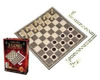 Merchant Ambassadors Classic Games - 3 Game Set
