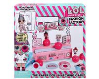 Mga Enterprises Lol Fashion Factory Game