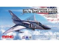 Meng Models 1/72 Convair F106a Delta Dart Interceptor