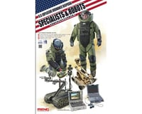Meng Models 1/35 Us Explosive Ordnance Disposal Specialists &